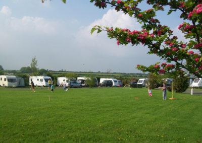 Pembrokeshire Family Caravan Park Hungerford Farm