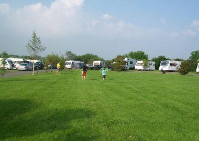 Pembrokeshire Family Touring Caravan Park Hungerford Farm