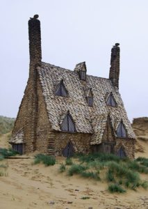 Harry Potter's shell Cottage - Freshwater West